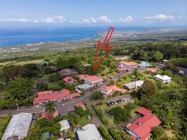 76-5918 Mamalahoa Hwy, Holualoa, HI 96725 (MLS #650827) :: Corcoran Pacific Properties