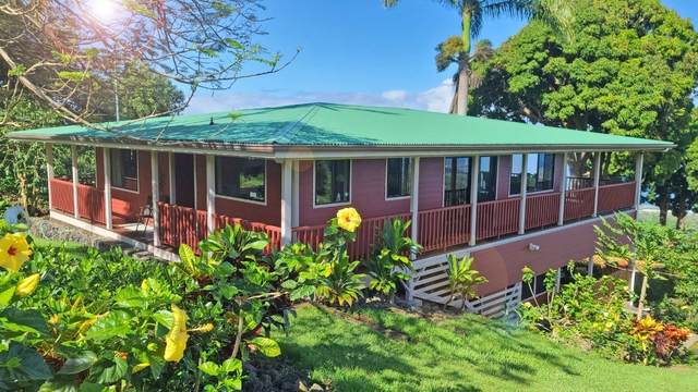 75-5570 Mamalahoa Hwy, Holualoa, HI 96740 (MLS #650832) :: LUVA Real Estate