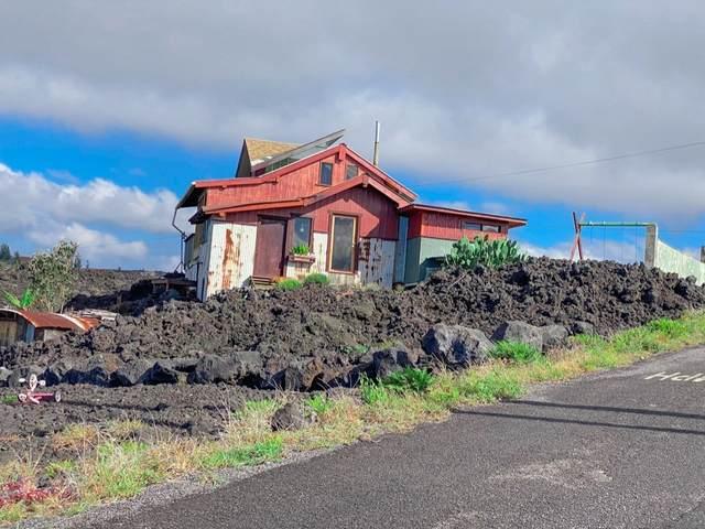 92-8237 Pikake Ln, Ocean View, HI 96737 (MLS #650842) :: Hawai'i Life