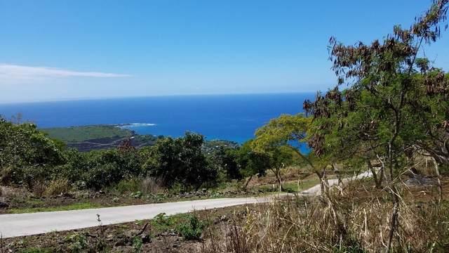 82-4820 Kohai Place, Captain Cook, HI 96704 (MLS #650859) :: LUVA Real Estate