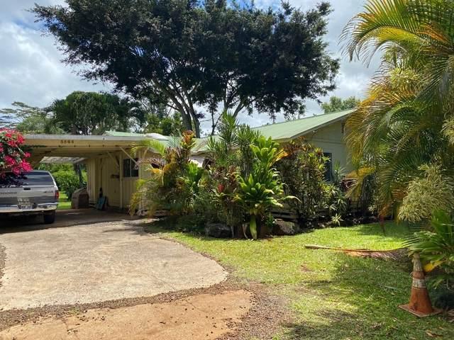 3556 Old Mill Pl, Koloa, HI 96756 (MLS #650892) :: Corcoran Pacific Properties