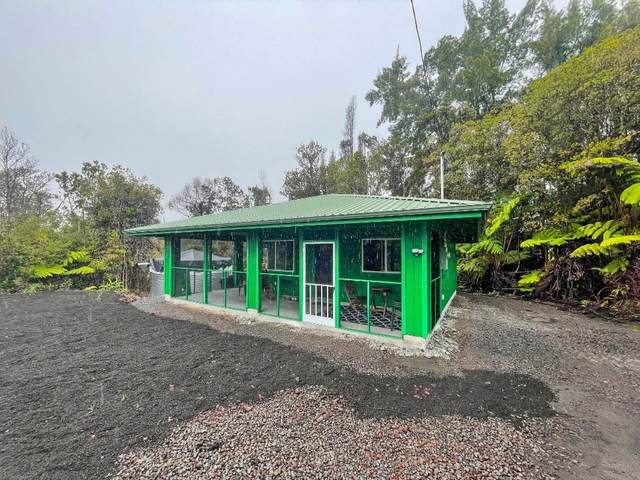 11-3057 Anuhea St, Volcano, HI 96785 (MLS #650903) :: Corcoran Pacific Properties