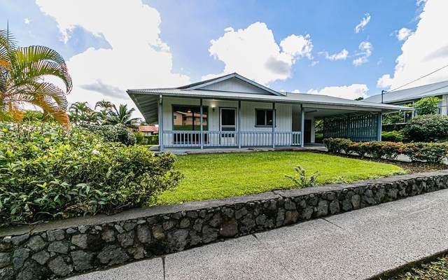 1073 Puhau St, Hilo, HI 96720 (MLS #650906) :: LUVA Real Estate