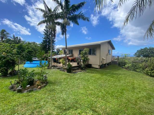 12-1123 Kaimu Makena Homestead Rd, Pahoa, HI 96778 (MLS #650978) :: Corcoran Pacific Properties