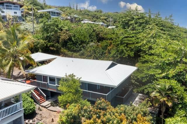 87-3197 Boki Rd, Captain Cook, HI 96704 (MLS #650983) :: Aloha Kona Realty, Inc.