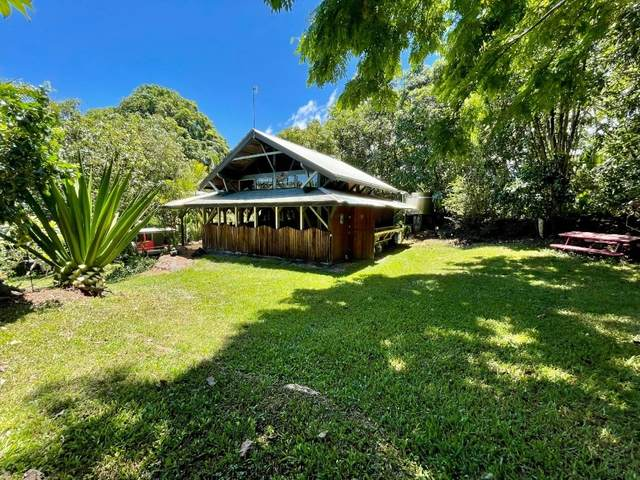13-152 Puakenikeni Pl, Pahoa, HI 96778 (MLS #650987) :: LUVA Real Estate