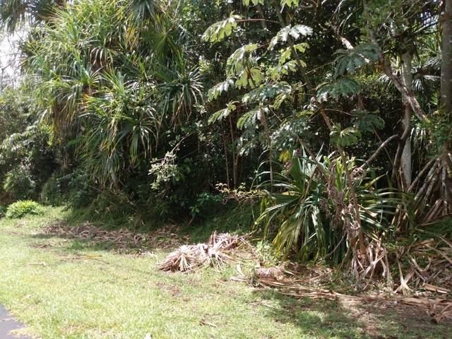 S Moi St, Pahoa, HI 96778 (MLS #650991) :: Corcoran Pacific Properties