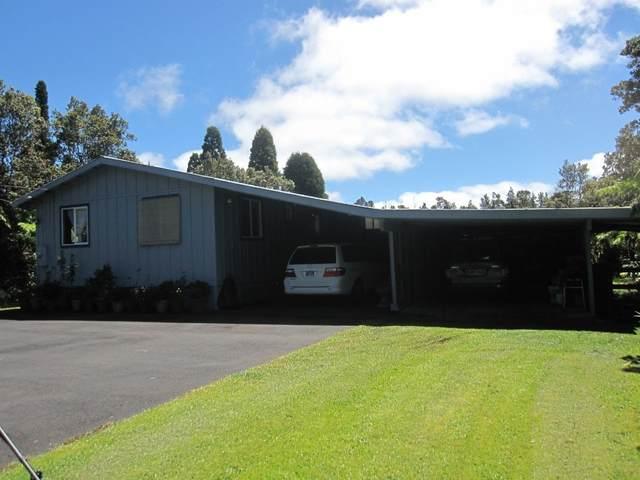 11-3896 Nahelenani St, Volcano, HI 96785 (MLS #650999) :: LUVA Real Estate