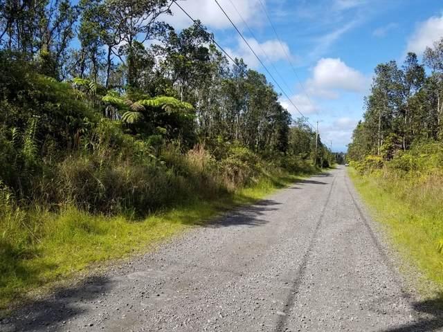Makoa Rd, Volcano, HI 96785 (MLS #651020) :: Team Lally