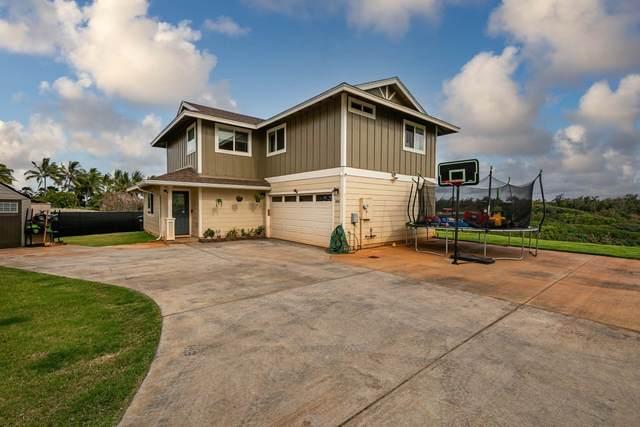 4123 Kenikeni Pl, Lihue, HI 96766 (MLS #651064) :: Kauai Exclusive Realty