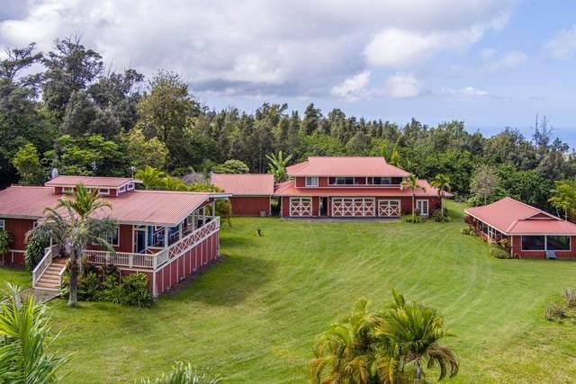 89-1409 Hawaii Belt Rd, Captain Cook, HI 96704 (MLS #651091) :: LUVA Real Estate