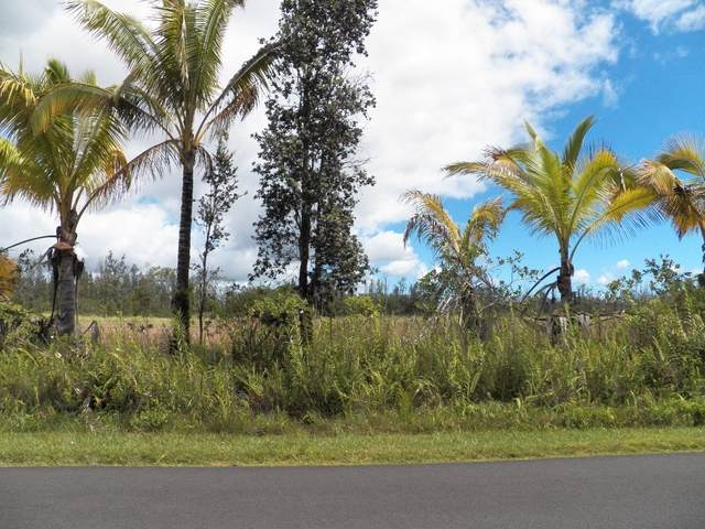 Orchidland Dr, Kurtistown, HI 96760 (MLS #651117) :: Corcoran Pacific Properties