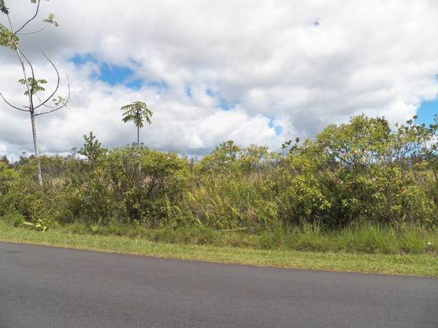 Orchidland Dr, Kurtistown, HI 96760 (MLS #651118) :: Corcoran Pacific Properties