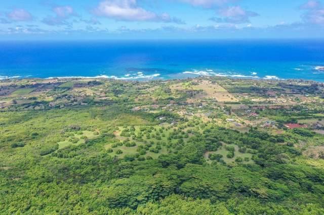 Hui Rd, Anahola, HI 96703 (MLS #651122) :: Kauai Exclusive Realty