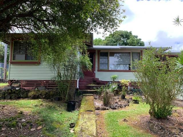 199 Apoke St, Hilo, HI 96720 (MLS #651137) :: LUVA Real Estate