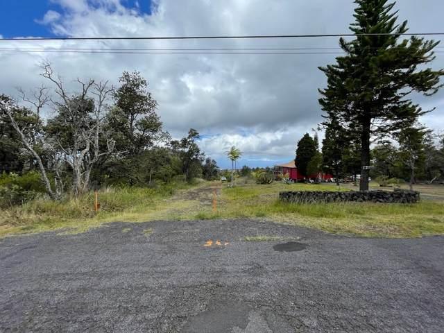 92-8813 Leilani Pkwy, Ocean View, HI 96737 (MLS #651150) :: Iokua Real Estate, Inc.
