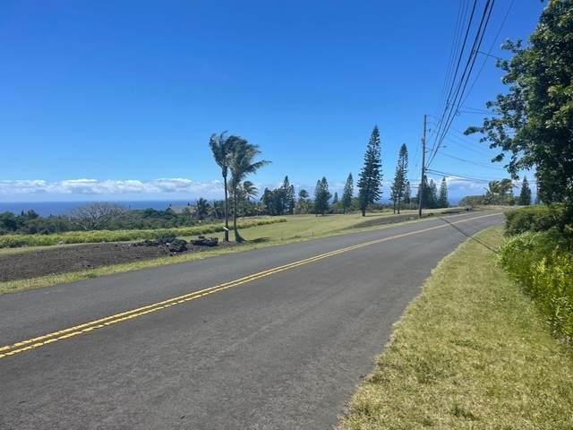 Kahiki St, Naalehu, HI 96772 (MLS #651191) :: Aloha Kona Realty, Inc.