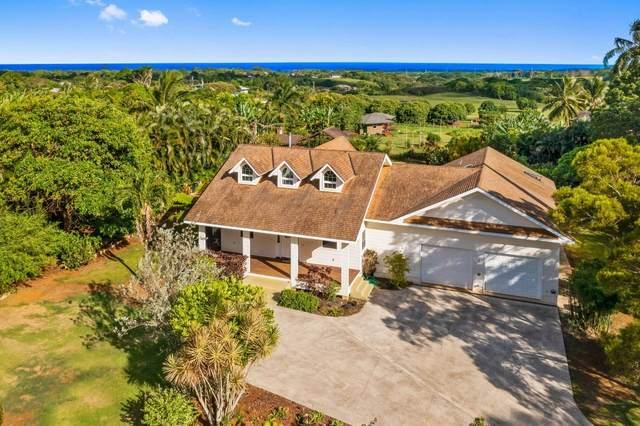 6151 Kawaiihau Rd, Kapaa, HI 96746 (MLS #651200) :: LUVA Real Estate