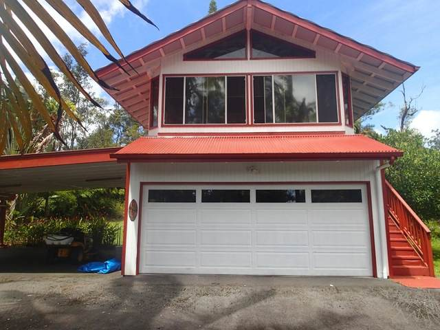 13-1295 Kahukai St, Pahoa, HI 96778 (MLS #651218) :: Corcoran Pacific Properties