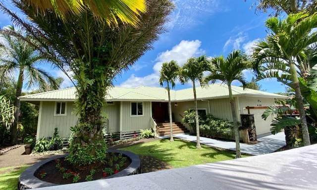 94-5838 Lewa Lani Pl, Naalehu, HI 96772 (MLS #651241) :: Iokua Real Estate, Inc.