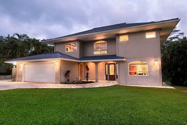 6998 Holopono Pl, Kapaa, HI 96746 (MLS #651254) :: Corcoran Pacific Properties