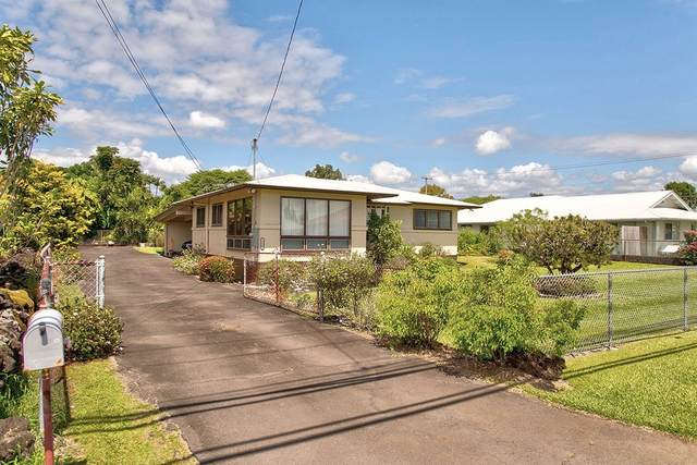 1522 Kinoole St, Hilo, HI 96720 (MLS #651274) :: Iokua Real Estate, Inc.