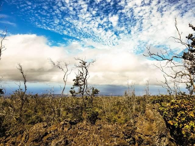 Poinciana Dr, Ocean View, HI 96737 (MLS #651322) :: LUVA Real Estate
