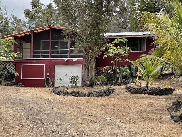 92-1465 Luau Dr, Ocean View, HI 96737 (MLS #651334) :: Iokua Real Estate, Inc.
