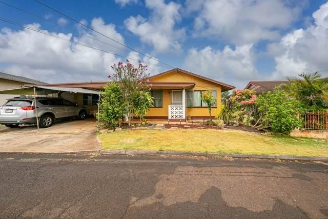 3881 Hoohuki St, Lihue, HI 96766 (MLS #651355) :: Corcoran Pacific Properties
