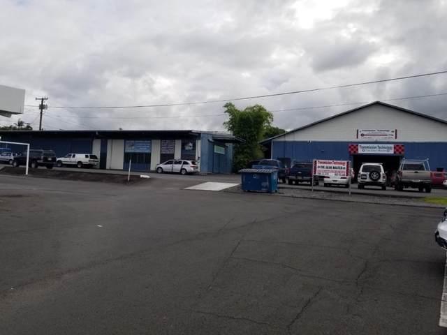 20 Lanihuli St, Hilo, HI 96720 (MLS #651374) :: Corcoran Pacific Properties