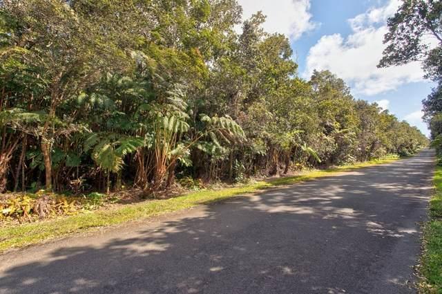 Ruby Ave, Volcano, HI 96785 (MLS #651377) :: LUVA Real Estate