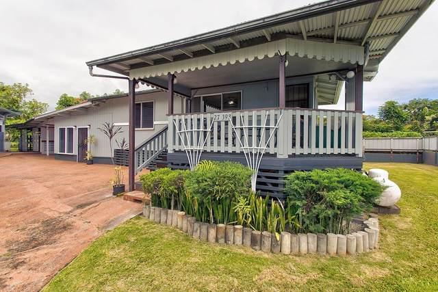 27-393 Old Mamalahoa Hwy, Papaikou, HI 96781 (MLS #651382) :: Corcoran Pacific Properties