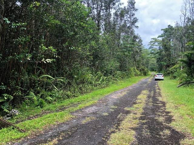 Kailua Rd, Pahoa, HI 96778 (MLS #651386) :: Team Lally