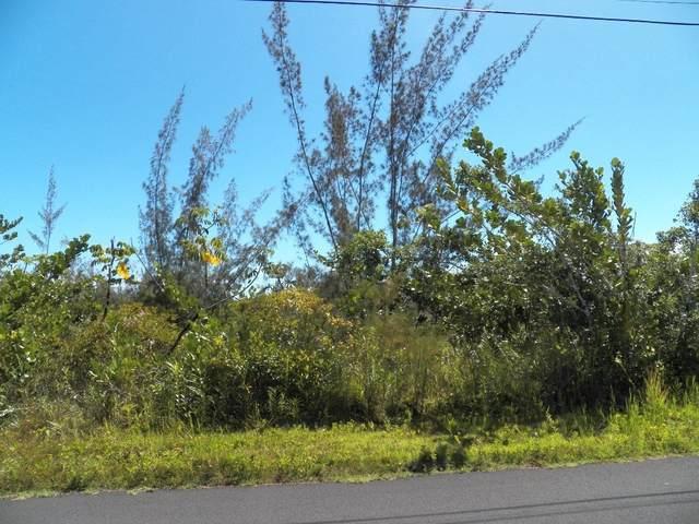 1ST AVE (AKALA), Keaau, HI 96749 (MLS #651387) :: Corcoran Pacific Properties