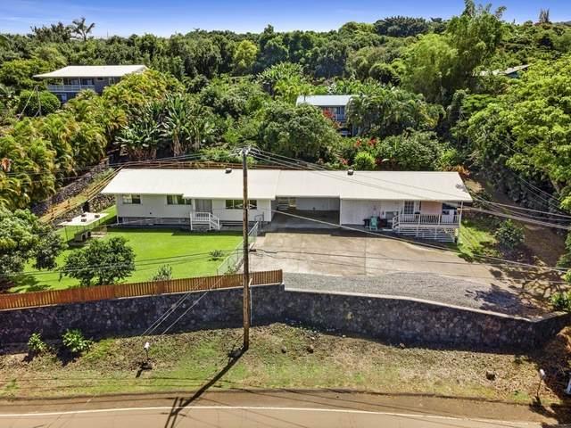 82-6098 Napoopoo Rd, Captain Cook, HI 96704 (MLS #651450) :: Aloha Kona Realty, Inc.