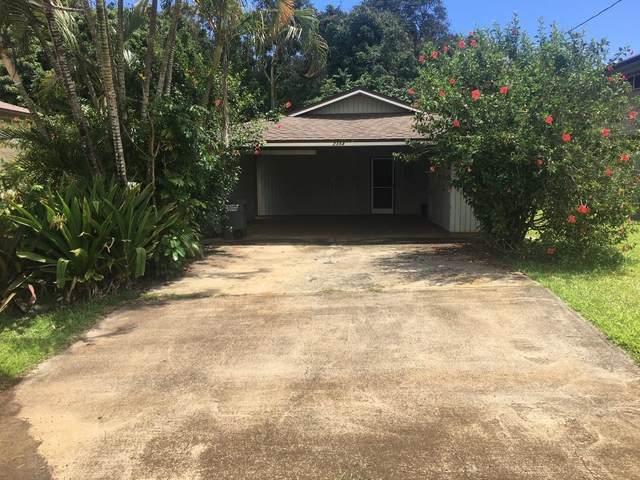 2354 Oka St, Kilauea, HI 96754 (MLS #651456) :: Aloha Kona Realty, Inc.