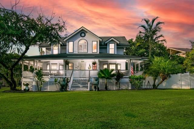 6884 Leimomi St, Kapaa, HI 96746 (MLS #651460) :: Corcoran Pacific Properties
