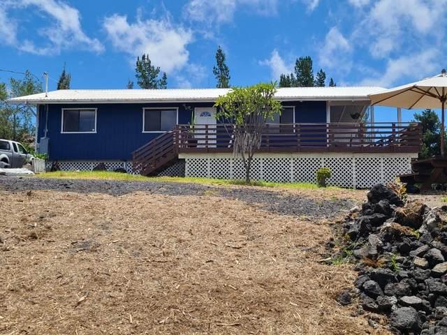 92-8238 Plumeria Ln, Ocean View, HI 96737 (MLS #651465) :: Corcoran Pacific Properties