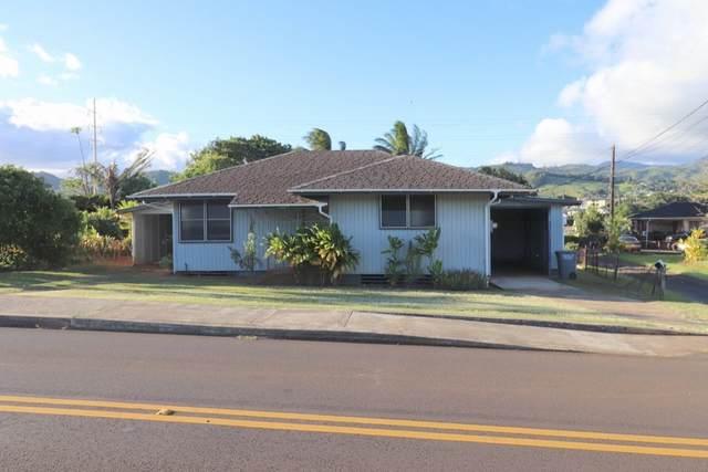 2469 Puu Rd, Kalaheo, HI 96741 (MLS #651472) :: Kauai Exclusive Realty