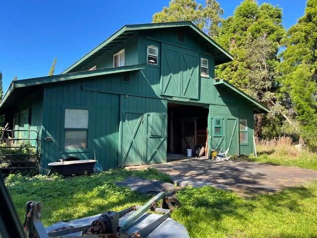 93-2283 South Point Rd, Naalehu, HI 96772 (MLS #651478) :: LUVA Real Estate