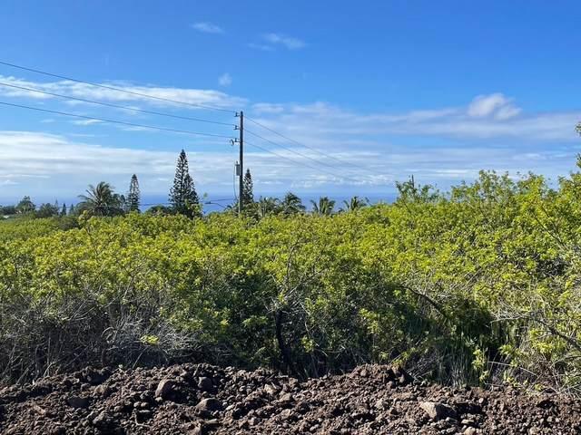 Wakea Ave, Naalehu, HI 96772 (MLS #651489) :: Aloha Kona Realty, Inc.