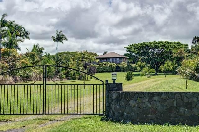 27-530 Indian Tree Rd, Papaikou, HI 96781 (MLS #651508) :: Corcoran Pacific Properties