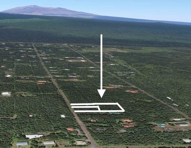Liona St, Volcano, HI 96785 (MLS #651545) :: LUVA Real Estate