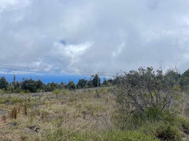 Reef Cir Mauka, Ocean View, HI 96737 (MLS #651546) :: Aloha Kona Realty, Inc.