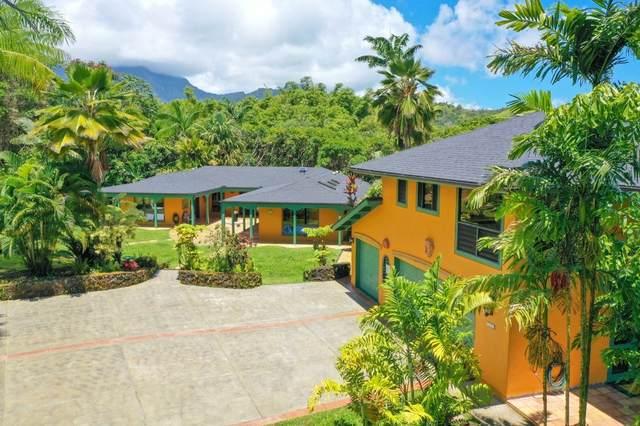 6181 Kahiliholo Road, Kilauea, HI 96754 (MLS #651588) :: Aloha Kona Realty, Inc.