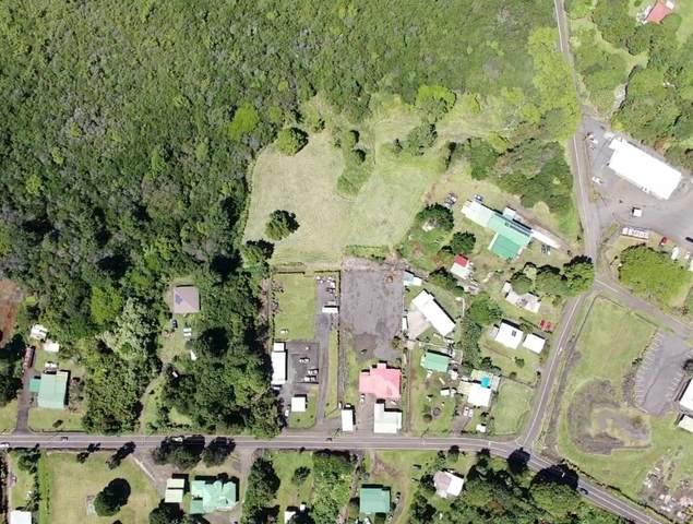 Address Not Published, Naalehu, HI 96772 (MLS #651646) :: LUVA Real Estate