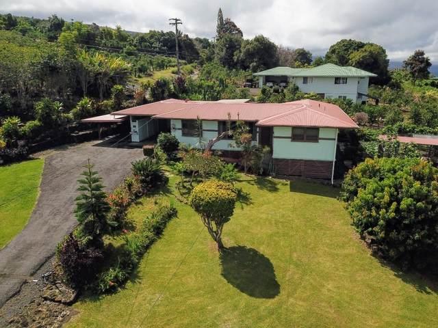 81-1066 Captain Cook Rd, Captain Cook, HI 96704 (MLS #651677) :: Aloha Kona Realty, Inc.