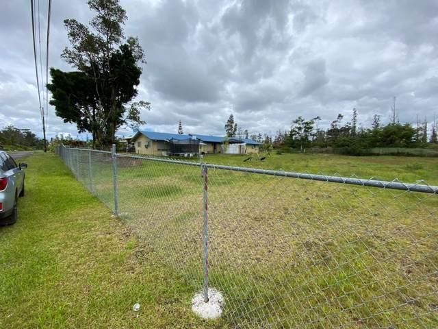 Uilani Dr, Pahoa, HI 96778 (MLS #651682) :: Corcoran Pacific Properties