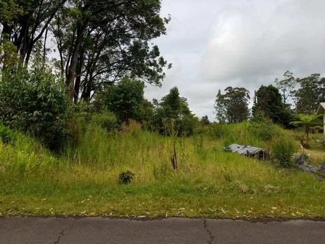 Haumalu St, Volcano, HI 96785 (MLS #651714) :: LUVA Real Estate