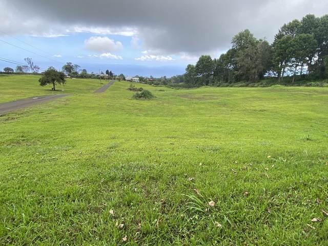 Address Not Published, Kealakekua, HI 96750 (MLS #651726) :: LUVA Real Estate